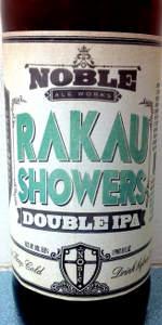 Rakau Showers