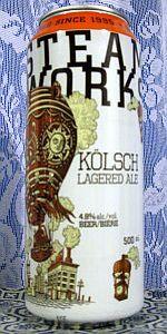 Kölsch Lagered Ale