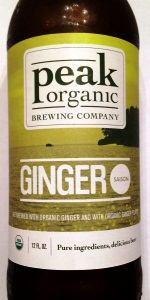 Ginger Saison