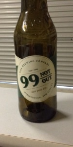 99 Not Out Pale Ale