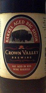 Barrel Aged Big Bison (Wine Barrels)
