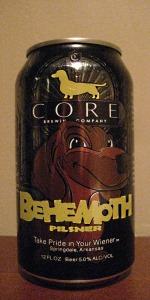Behemoth Pilsner