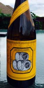 Bourbon Barrel Three Chopt Tripel