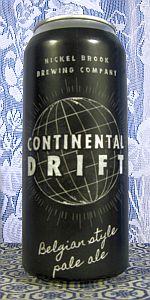 Nickel Brook Continental Drift