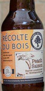 Recolte Du Bois - Peach
