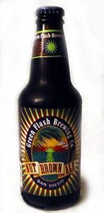 Green Flash Nut Brown Ale