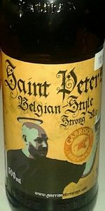 Saint Peter's Belgian-Style Strong Ale