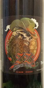 ZZ+ Amber Ale