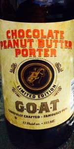 Horny Goat Chocolate Peanut Butter Porter