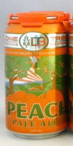 Peach Pale Ale