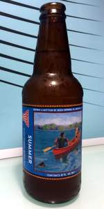 Summer Wheat Ale