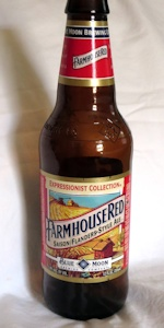 Blue Moon Farmhouse Red Ale