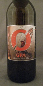 GPA (Global Pale Ale)