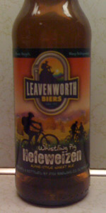 Leavenworth Whistling Pig Wheat Ale