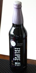 Imperial Eclipse Stout - Vanilla-Coffee Barrel Blend