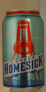 London Homesick Ale
