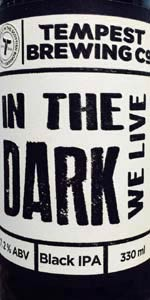 In The Dark We Live