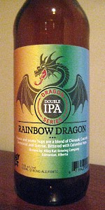 Dragon Series Rainbow Dragon Double IPA