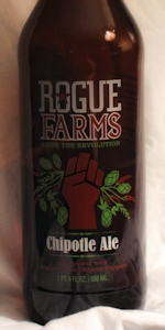 Rogue Farms Chipotle Ale