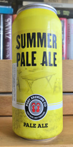 SPA (Summer Pale Ale)