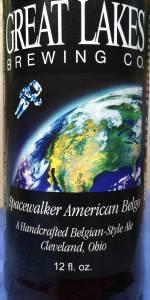 Spacewalker American Belgo
