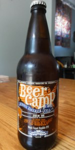 Beer Camp Across America West Coast Double IPA