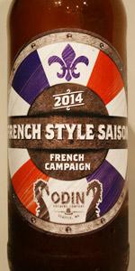 French Style Saison