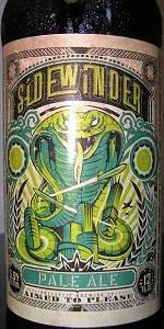Sidewinder Ale