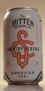 Country Strong IPA