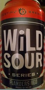 Wild Sour Series: Flanders Red