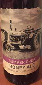 Squatters Bumper Crop Honey Ale
