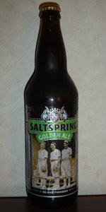 Salt Spring Golden Ale