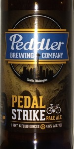 Pedal Strike Pale