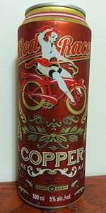 Red Racer Copper Ale