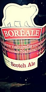 Boréale Scotch Ale
