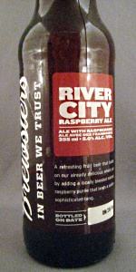 River City Raspberry Ale