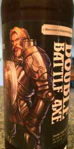 Double Battle Axe IPA