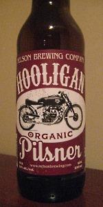 Hooligan Organic Pilsner