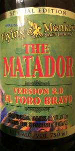 Flying Monkeys The Matador Version 2.0 El Toro Bravo