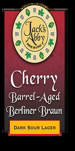 Cherry Barrel-Aged Berliner Braun
