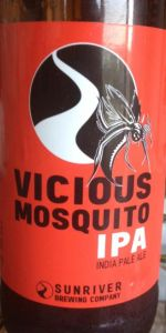 Vicious Mosquito IPA