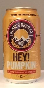 Hey! Pumpkin