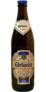 Edelweiss Kristallklar Weissbier
