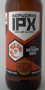 IPX Single Hop - Ahtanum Hops