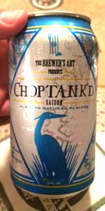 Brewer's Art ChopTank'd
