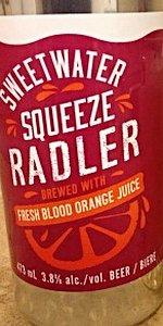 Amsterdam Sweetwater Squeeze Radler - Blood Orange