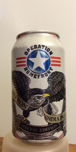 Operation Homefront IPA