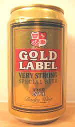 Whitbread Gold Label