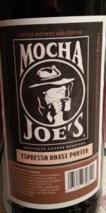 Mocha Joe's Coffee House Porter