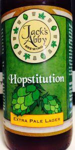 Hopstitution #4: Aussie Rules